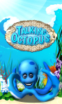 Talking Octopus screenshot 1/6