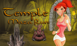 Temple Maza Run screenshot 1/1