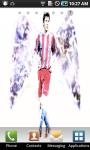 Lionel Messi Angel Live Wallpaper screenshot 2/3