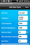 Best Debt Manager Gold screenshot 4/6