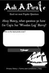 Ask A Pirate screenshot 2/3