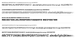 ★ 8bit for FlipFont® free screenshot 1/1