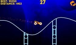 Neon Racing 2 screenshot 2/2