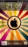 iPhone 4s Rainbow GO Locker XY screenshot 1/3