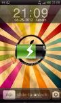 iPhone 4s Rainbow GO Locker XY screenshot 2/3