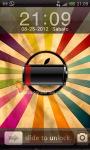 iPhone 4s Rainbow GO Locker XY screenshot 3/3