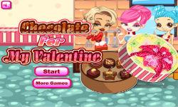 Chocolate For My Valentine screenshot 1/4