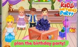 Kids Birthday Party screenshot 1/5