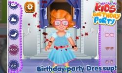 Kids Birthday Party screenshot 2/5