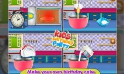 Kids Birthday Party screenshot 3/5