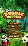 Panda Bubble Shooter screenshot 1/5