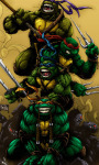 Ninja Turtles The Movie Wallpaper screenshot 2/6