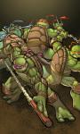 Ninja Turtles The Movie Wallpaper screenshot 5/6