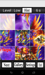 Brave Frontier Photo Puzzle screenshot 2/2