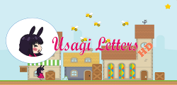 Usagi Letters HD screenshot 1/5