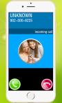 Fake Call Pro screenshot 1/4
