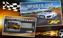 Sports Car Driving Simulator screenshot 1/5