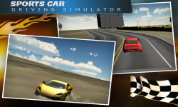 Sports Car Driving Simulator screenshot 4/5