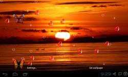 3D Sunset Live Wallpaper screenshot 5/5