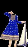 Images of Anarkali dress suit screenshot 1/4