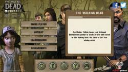 The Walking Dead Pinball only screenshot 2/3