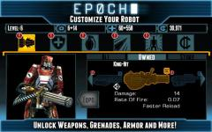 EPOCH actual screenshot 3/6