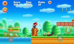 Super Mario Bros Game screenshot 1/6
