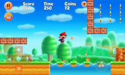 Super Mario Bros Game screenshot 2/6