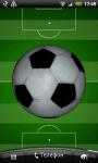 Football 3D Live Wallpaper screenshot 1/6