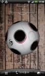 Football 3D Live Wallpaper screenshot 2/6