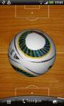 Football 3D Live Wallpaper screenshot 3/6