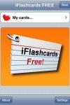 FREE Flashcards Study Helper screenshot 1/1
