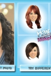 Hair MakeOver Lite - new hairstyle & haircut in a minute screenshot 1/1