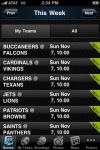 Pro Football Live! screenshot 1/1