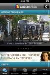 Azteca Noticias screenshot 1/1