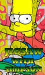 Jigsaw with Simpson screenshot 1/6