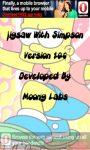 Jigsaw with Simpson screenshot 5/6