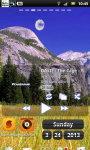 Pretty Yosemite National Park Live Wallpaper screenshot 3/6