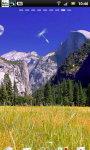 Pretty Yosemite National Park Live Wallpaper screenshot 5/6