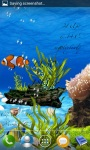 Aquarium live LWP screenshot 1/4