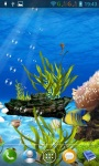 Aquarium live LWP screenshot 2/4