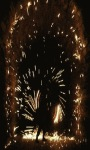 Spining Sparkles Live Wallpaper screenshot 1/3