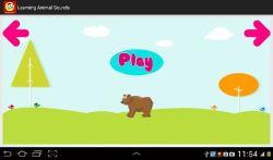 Learning Animal Sounds screenshot 6/6