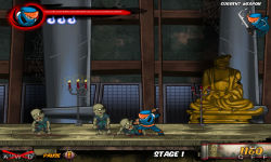 Ninja vs Zombies 2 screenshot 4/5