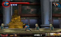 Ninja vs Zombies 2 screenshot 5/5