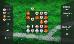 Soccer Match3  screenshot 2/6