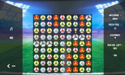 Soccer Match3  screenshot 3/6