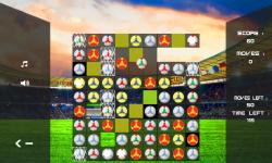Soccer Match3  screenshot 5/6