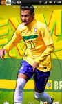Neymar Live Wallpaper 1 screenshot 1/3