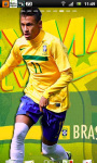 Neymar Live Wallpaper 1 screenshot 2/3